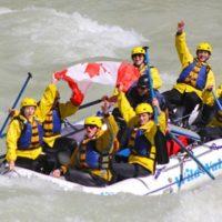 Best White Water Rafting Near Calgary