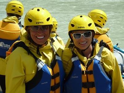 Banff Rafting Trips, Banff Whitewater Rafting