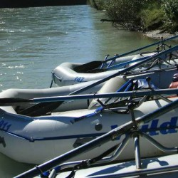 All Kicking Horse River Rafting Trips